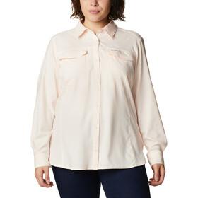 Columbia Silver Ridge Lite LS-skjorte Damer, beige